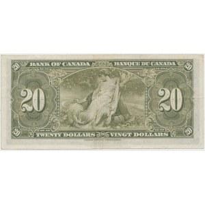 Kanada, 20 Dollars 1937