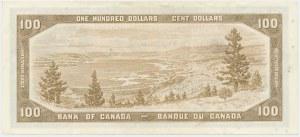 Kanada, 100 Dollars 1954