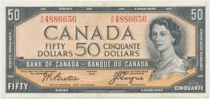 Kanada, 50 Dollars 1954