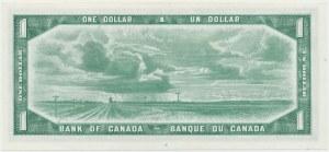 Kanada, 1 Dollar 1954