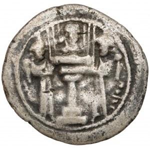 Sasanidzi, Shapur III (383-388 n.e.) Drachma