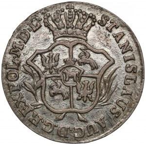 Poniatowski, Półzłotek 1786 E.B.
