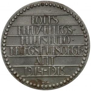 Medal, Przemyśl / Czerwony Krzyż 1914-1915