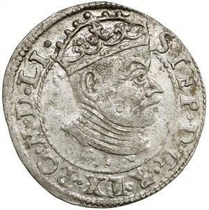 Stefan Batory, Grosz Wilno 1581 - RZADKOŚĆ