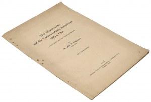 Der Minerva As auf die Unterwerfung Samniums 290 v. Chr., R. Gaettens, 1940