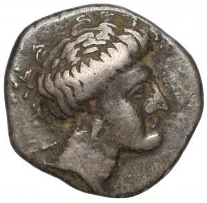 Grecja, Chalkida, Drachma (338-308 p.n.e.)
