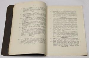 Franz Ferdinand Kraus, Braunschweig, Versteigerungskatalog, 1924