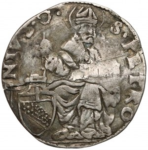 Watykan, Klemens VII, Grosso (1524-1534)