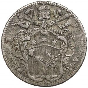 Watykan, Pius VI, 2 carlini 1777
