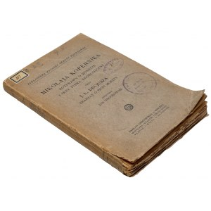 """Mikołaja Kopernika """"Rozprawy o monecie..."""", Decjusza """"Traktat o biciu monety"""""""