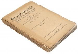 WNA 1939 - Katalog medali Władysława IV Wazy