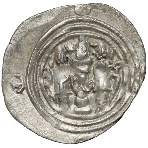 Sasanidzi, Chosrow (Chosroes / Khusro) II (591–628), drachma