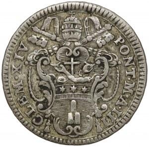 Watykan, Klemens XVI, Carlino 1771