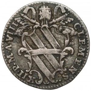 Watykan, Klemens XII, Grosso 1737