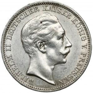 Preussen, 3 mark 1911 A
