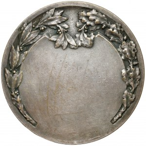 Francja, Medal nagrodowy, Saumur (Lasserre)