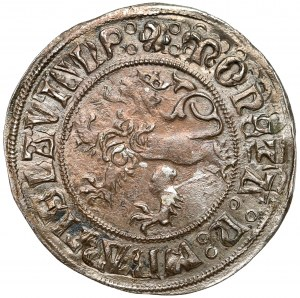 Władysław II Jagiellończyk, Grosz Wrocław bez daty