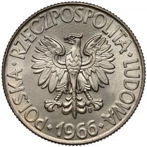 10 złotych 1966 Kościuszko - na wysokiego MS'a