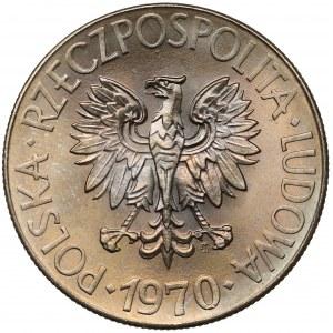 10 złotych 1970 Kościuszko - znakomita sztuka