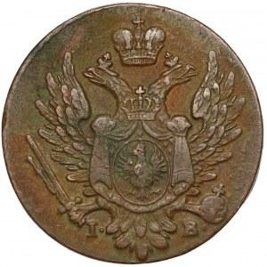 1 grosz 1821 IB - bardzo rzadki