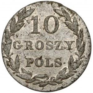 10 groszy polskich 1828 FH - bardzo ładne