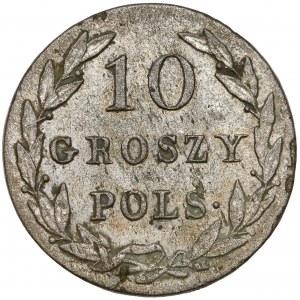 10 groszy polskich 1820 IB - rzadkie