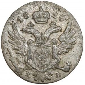 5 groszy polskich 1826 IB - duch - b.ładna