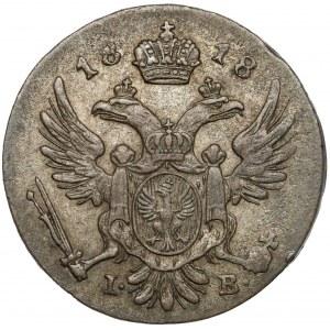 5 groszy polskich 1818 IB