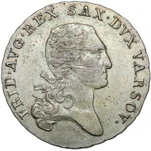 Księstwo Warszawskie, 1/3 talara 1813 I.B. - b.ładna