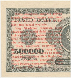 1 grosz 1924 - CU❉ - prawa połowa