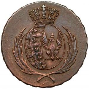 Księstwo Warszawskie, 3 grosze 1812 I.B.
