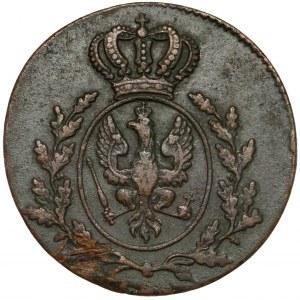 Wielkie Księstwo Poznańskie, 1 grosz 1816-A, Berlin
