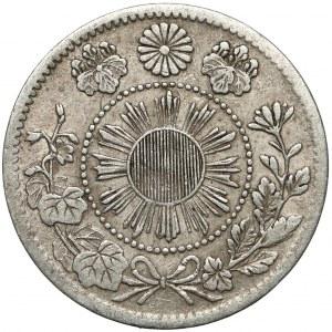 Japonia, Meiji, 5 sen 1871