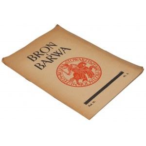 Biuletyn Broń i barwa, 1936/Nr 3