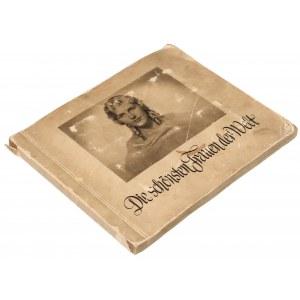 Album kart Najpiękniejszych Kobiet Świata 1929-1932