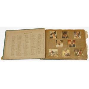 Niemiecki album na karty gwiazd filmowych (1935)