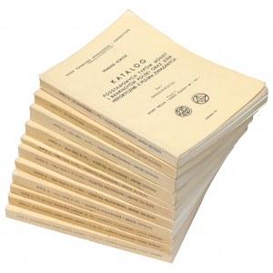 Kopicki [wydanie I] - prawie KOMPLET - Tomy I-VIII ( 11) - bez tomu IX