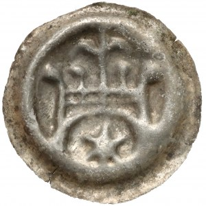 Zakon Krzyżacki, Brakteat Toruń - Brama (1257-1268)