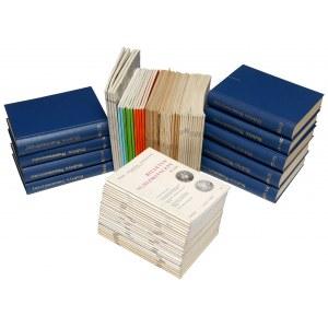 Biuletyn numizmatyczny KOMPLET 1965-1993 i sporo późniejszych do 2005