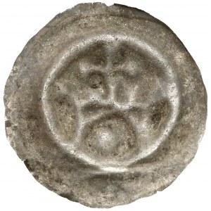 Zakon Krzyżacki, Brakteat Toruń - Brama (1257-1268) - naśladownictwo?
