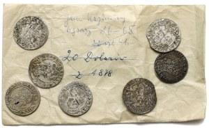 Szóstaki Jan II Kazimierza - zestaw (7szt)