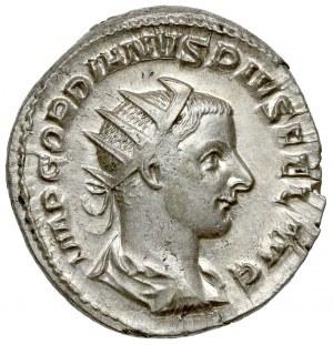 Gordian III (238-244 n.e.) Antoninian - Bardzo ładny