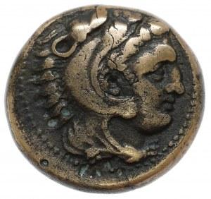 Grecja, Macedonia, Aleksander III Wielki (336-323 p.n.e.) AE 18