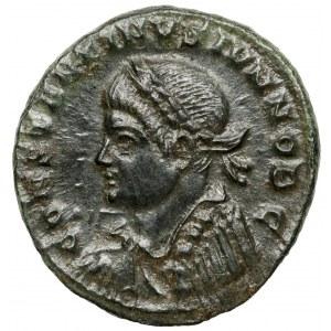 Konstantyn II (337-340 n.e.) Follis, Trewir