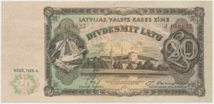 Łotwa, 20 Latu 1935