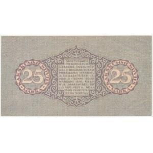 Estonia, 25 Marka 1922