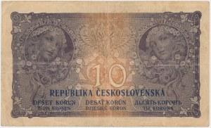 Czechoslovakia, 10 Korun 1919
