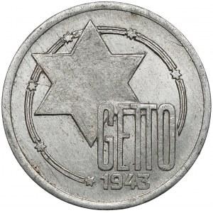 Getto Łódź, 10 marek 1943 Al - odm. 6/4