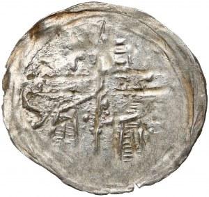 Śląsk, Mieszko I Plątonogi (1163-1211), Denar Wrocław - LODI