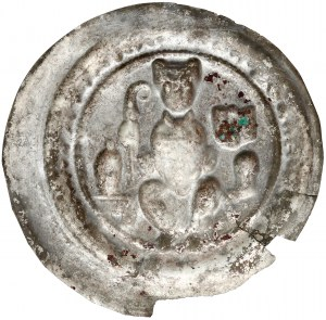 Magdeburg-Bistum, Wichmann von Seeburg (1152-1192), Brakteat